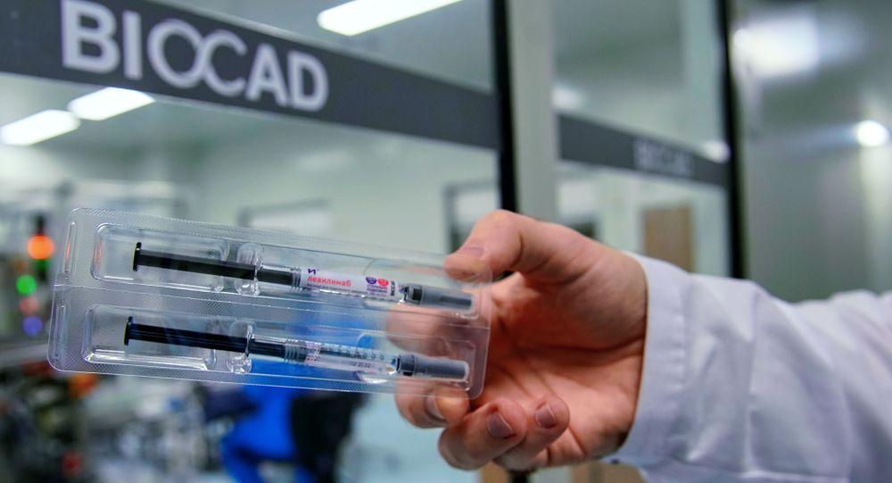 俄罗斯生物技术公司 BIOCAD 研发的用于治疗重症新冠肺炎的白细胞介素-6受体抑制剂 Levilimab