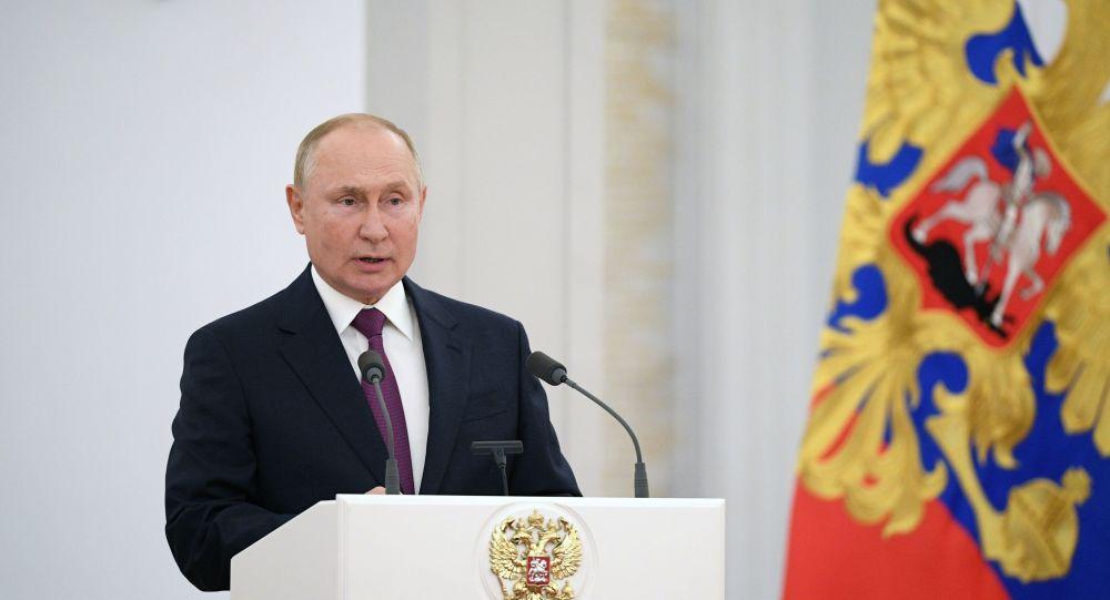 普京将与独联体国家情报部门负责人举行视频会晤