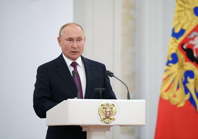 普京提出俄罗斯预算案三大优先方向:社会政策、经济发展和卫生保健
