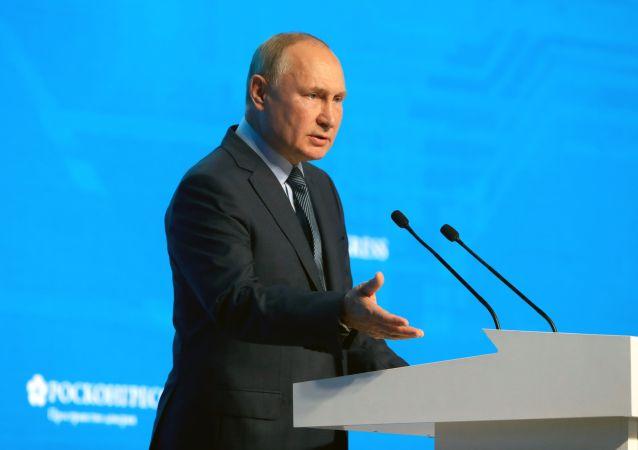 普京:俄羅斯期望2035年前佔據全球液化天然氣市場的20%