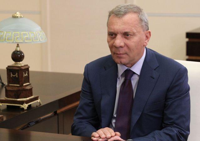 俄羅斯副總理尤里·鮑里索夫