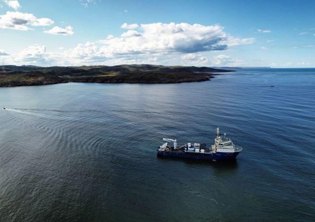 普京邀请中国积极利用北方海路进行货运