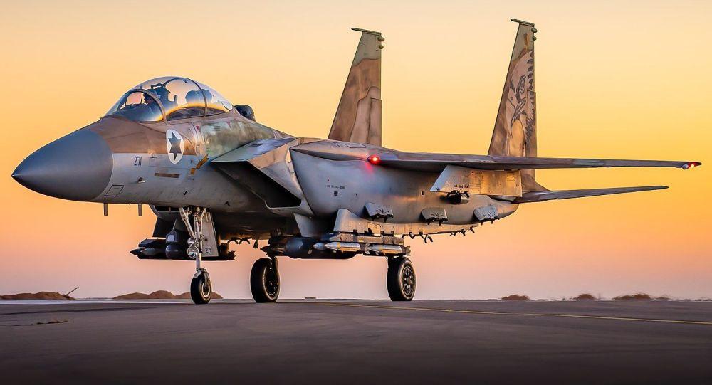 以色列空军F-15I Ra'am