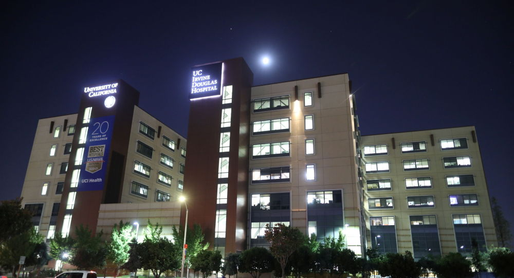 美加利福尼亚大学医学中心拒绝通报克林顿是否有生命危险