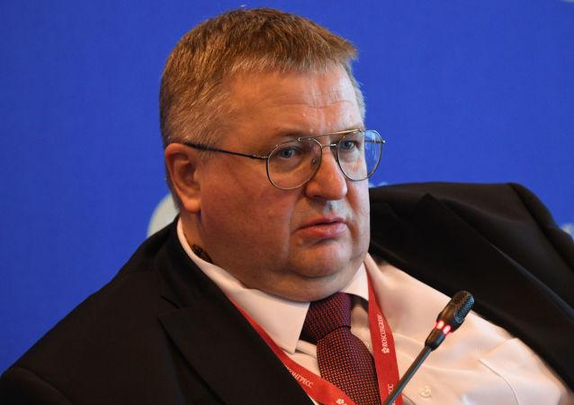 俄罗斯副总理阿列克谢·奥韦尔丘克