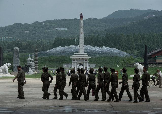 中国将向朝鲜派出高层党代表团