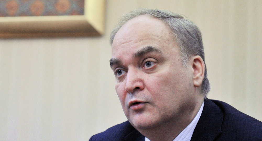 俄罗斯驻美国大使阿纳托利∙安东诺夫