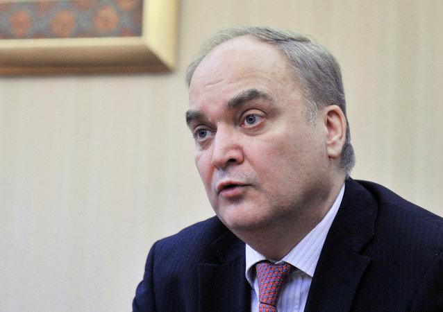 俄羅斯駐美國大使阿納托利∙安東諾夫