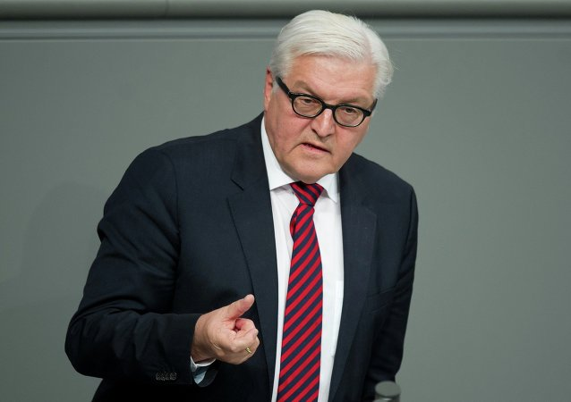 德國外長施泰因邁爾
