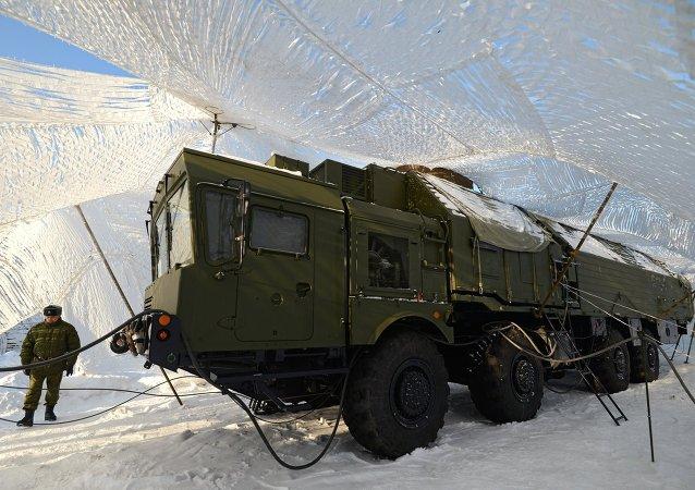 洲际弹道导弹系统