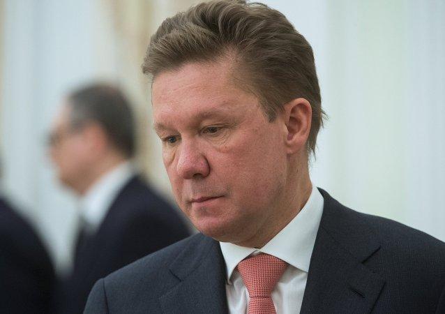 俄氣:「北流-2」海底段管線鋪設將在2018年初啓動