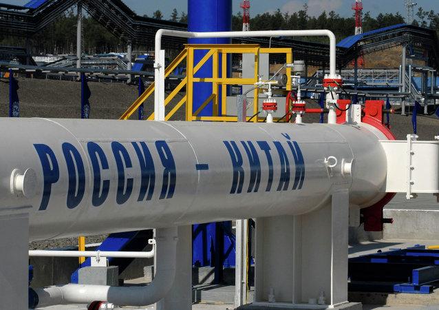 俄专家:低基数效应和2021年能源危机导致俄中贸易额增长