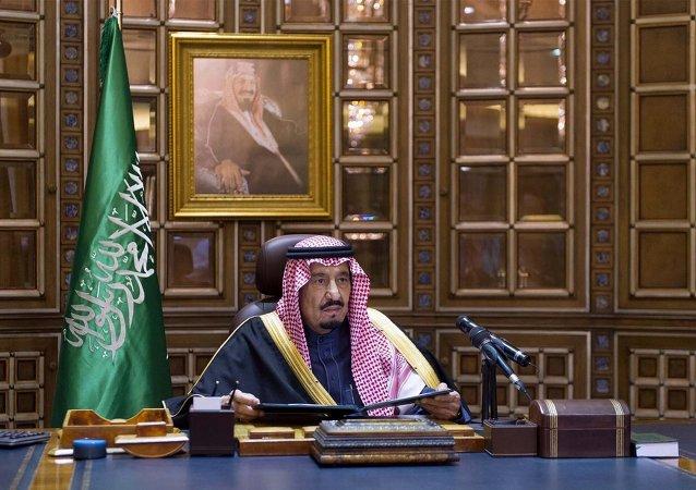 沙特国王:利雅得致力于保持叙利亚国家统一