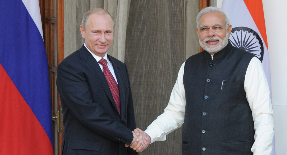 普京:同莫迪密切接觸促使俄印貿易額顯著增長