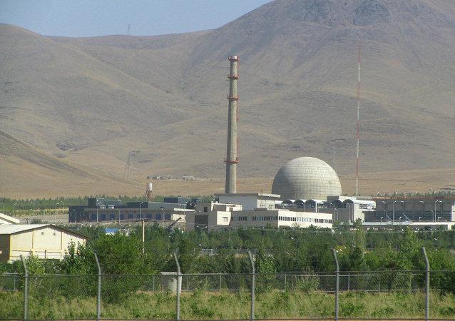 伊朗重水反應堆