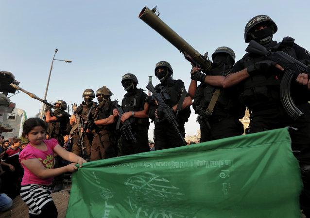 巴勒斯坦伊斯兰抵抗运动