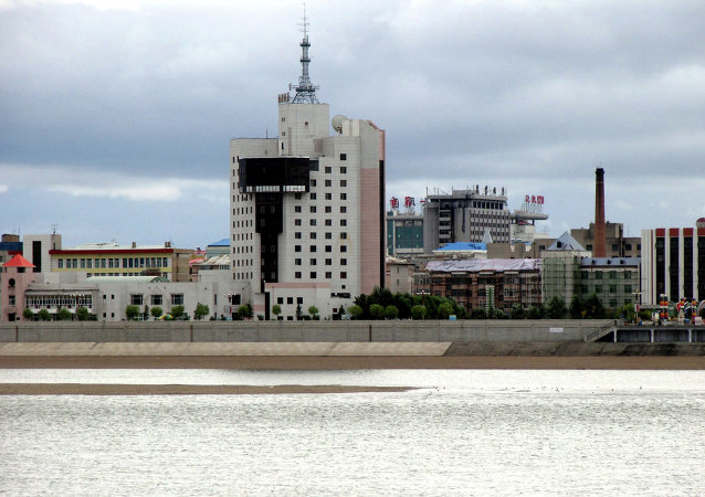 中国黑河市