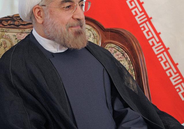 魯哈尼總統:伊朗從未想擁有核武器