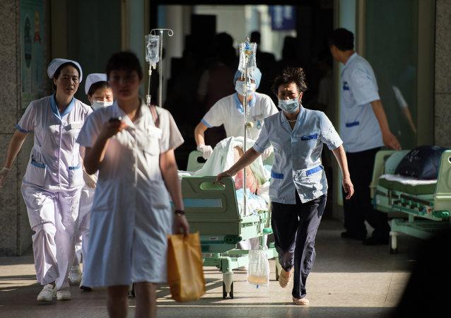 中国医院(资料图片)
