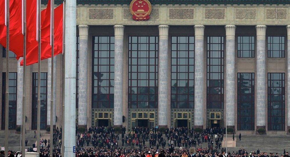 第十三届全国人民代表大会第二次会议5日开幕