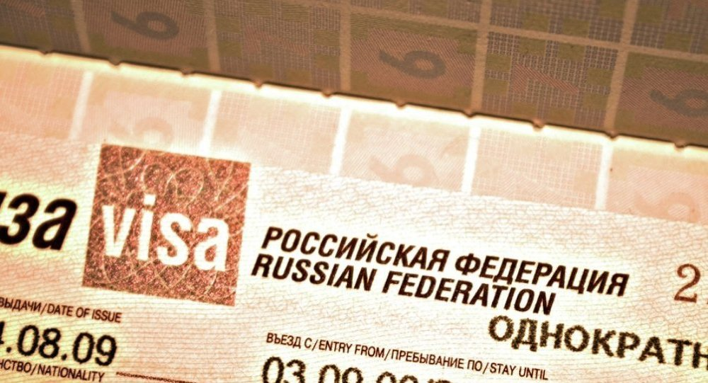 俄政府已批准有关2017年国际足联联合会杯以及2018年世界杯期间签证问题的法律草案