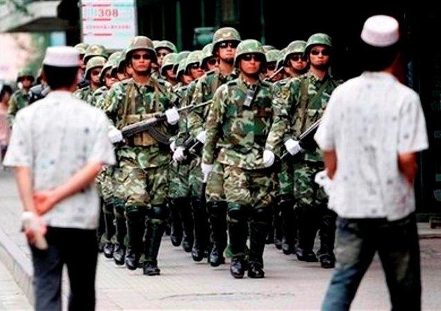 中国承认反恐是一场持久战