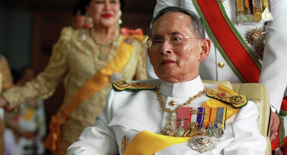 泰国居民因发布侮辱君主言辞而被判25年监禁