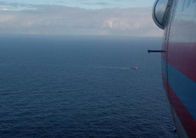 俄緊急情況部: 「遠東」號沈船67名船員身份確定
