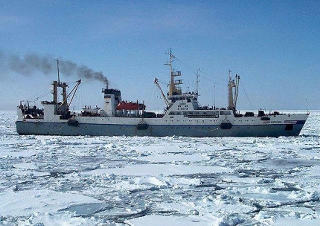 俄勞動部:鄂霍次克海遇難者家屬將獲得1.77萬美元