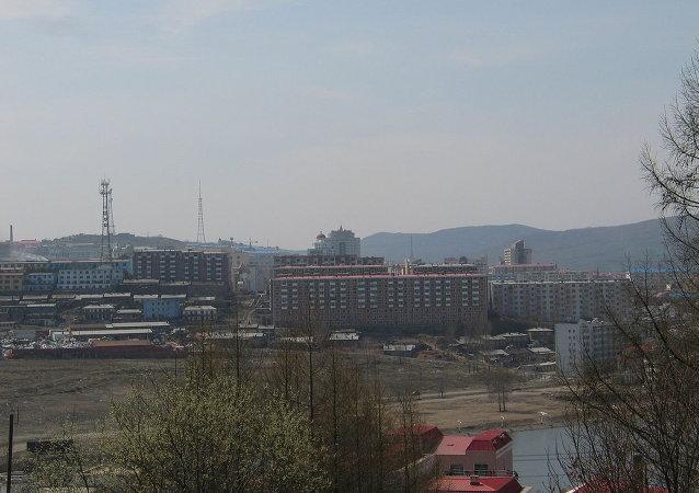 中国绥芬河市