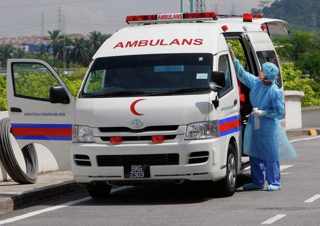 馬來西亞小型急救車
