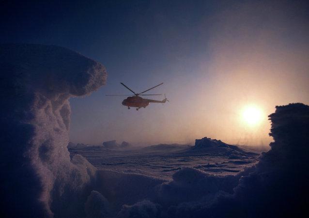 俄總統氣候變化問題特別代表:北極和南極可能因氣候變暖而失去冰蓋