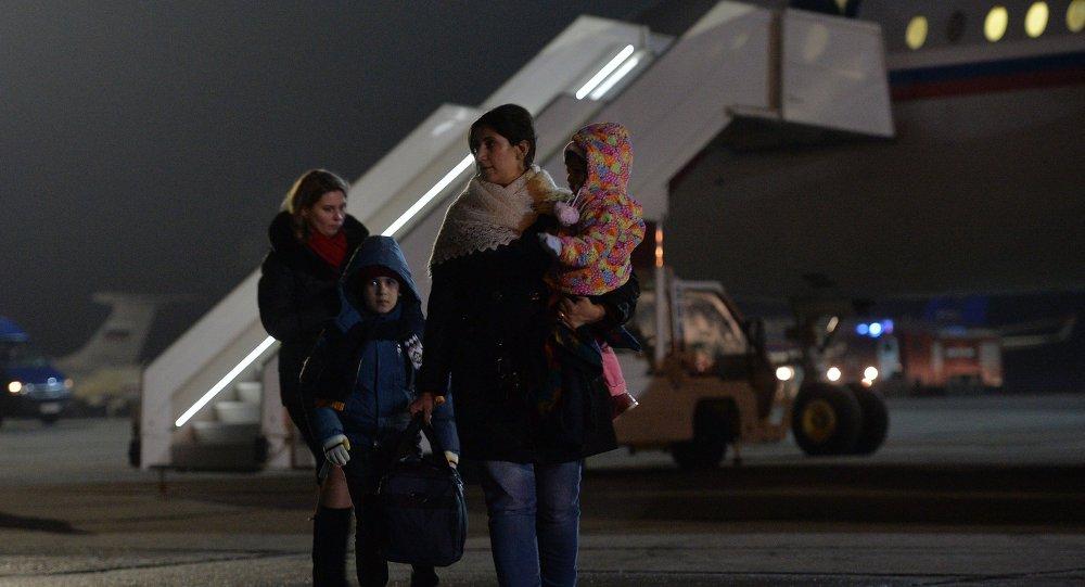 俄第五架撤僑飛機從也門撤回俄羅斯和其他國家公民