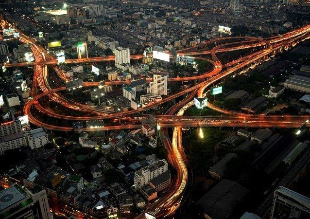泰國,曼谷