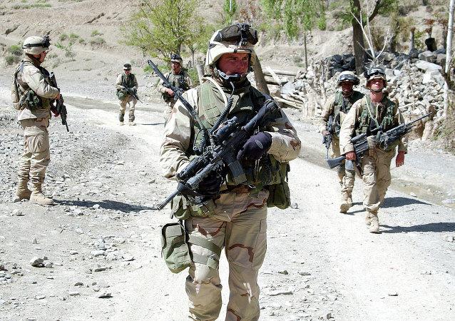 ISAF指揮官:美國和北約希望保持在阿富汗的軍事存在