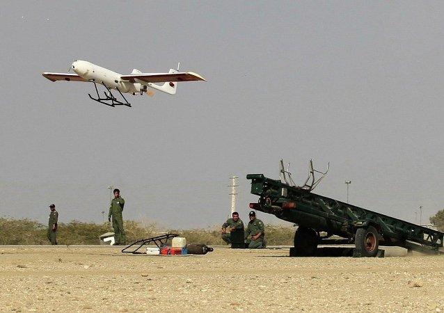 伊朗無人機