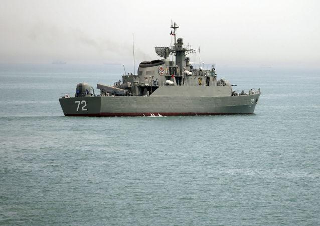 马绍尔群岛货船被扣是因与伊朗港口部门未决的财政问题
