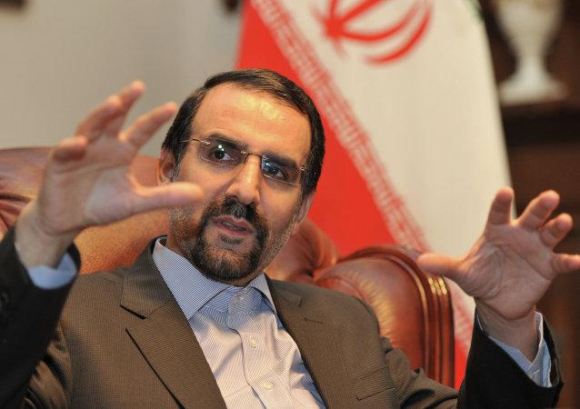 伊朗駐俄羅斯大使梅赫迪∙薩那伊