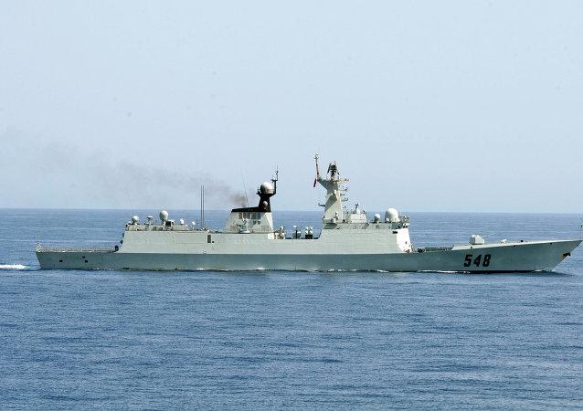 中国海军054A型导弹护卫舰 (北约代号:江凯II级)