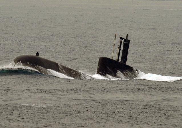韩国称朝鲜出动数十艘潜水艇出海
