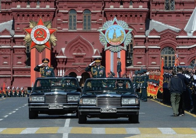 俄罗斯联邦国防部长谢尔盖·绍伊古