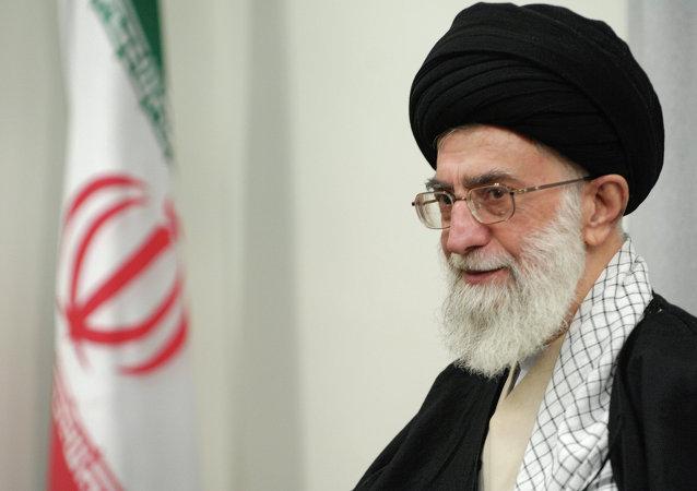 伊朗精神领袖哈梅内伊