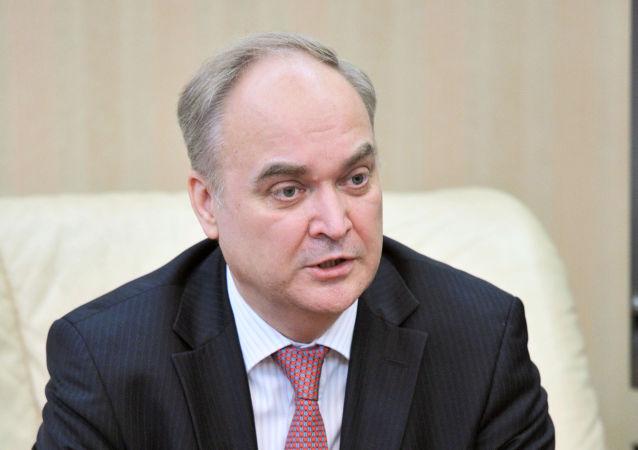 俄驻美大使:俄美应当共同对抗全球威胁