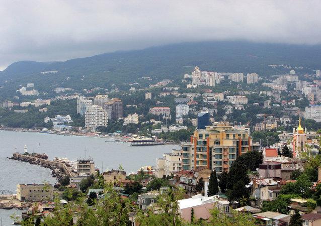 普京週一將在雅爾塔主持國務委員會主席團會議討論旅遊業發展問題