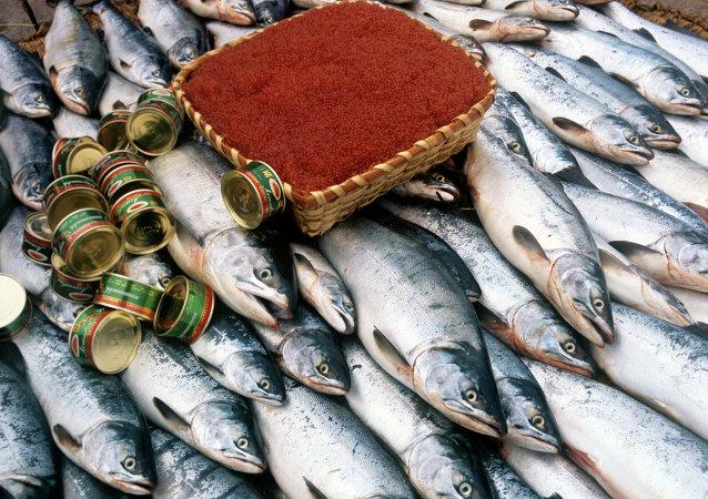俄魚類產品