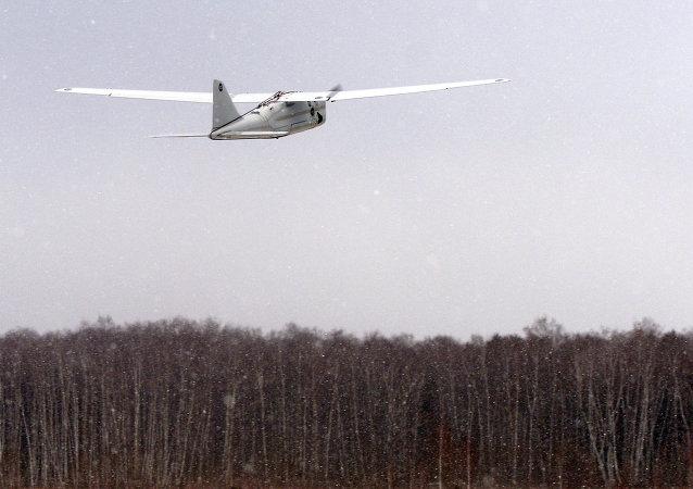 無人機開始巡邏楚科奇沿海地區