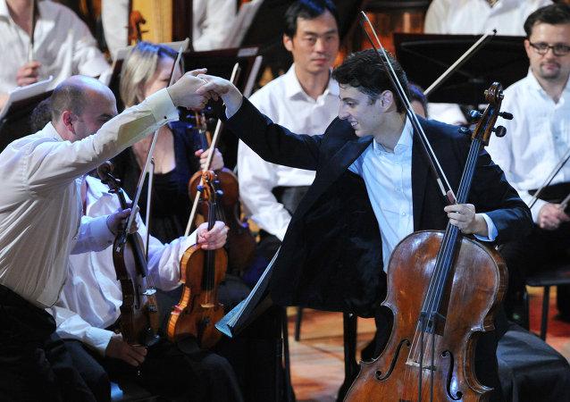 柴可夫斯基国际音乐比赛在莫斯科和圣彼得堡举行