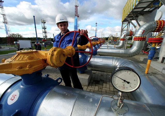 俄气将于2015年开始在阿穆尔州建造天然气加工厂