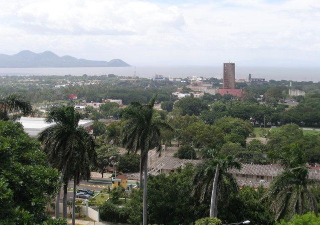 尼加拉瓜首都馬那瓜
