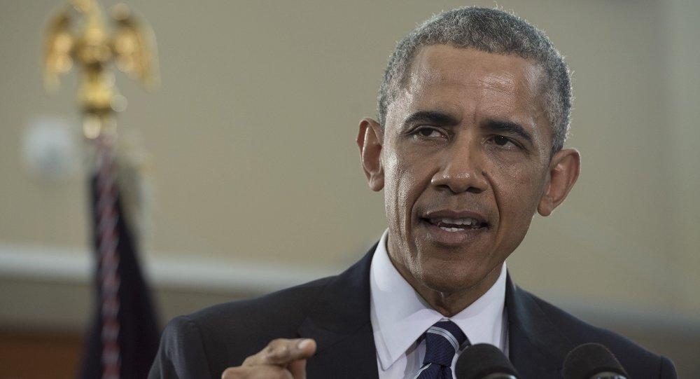 奧巴馬:美國主張繼續就希臘債務危機進行談判